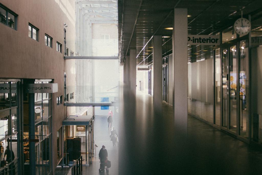 Arabia135 Galleriakäytävä